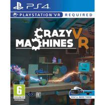 Crazy Machines (VR) - PS4 - Sony