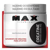 Creatina 100 g - Max Titanium -