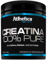 Creatina 100% Pure (300g) - Atlhetica -