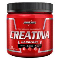 CREATINA HARDCORE, IntegralMedica, 300g -