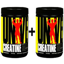 Creatina powder (200+200g) universal nutrition