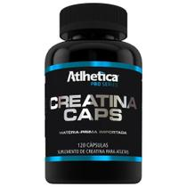 Creatina Pro Series 120 Cáps - Atlhetica Nutrition -