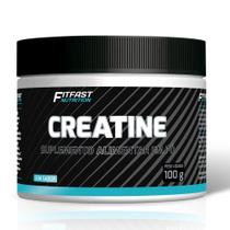 Creatina Pura 100G - Fitfast Nutrition -