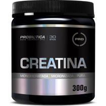 Creatina Pura Professional 300g - Probiótica -