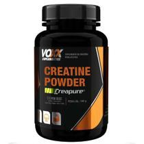 Creatine Powder Voxx Suplementos Pote 150g -