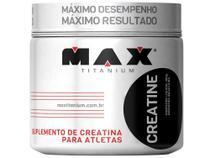 Creatine PURA Titanium 300g - Max Titanium -