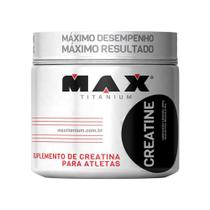 Creatine Titanium 300 g - Max Titanium -