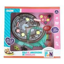 Creative fun bolo de chocolate multikids - br649 - Multilkids