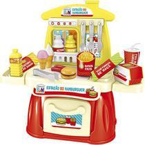 Creative fun estacao do hamburguer multilaser - Multibrink