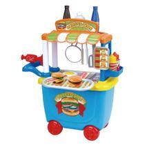 Creative Fun Food Truck Hambúrguer - Multikids - Multilaser