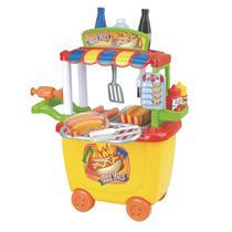 Creative Fun Food Truck Hot Dog - Multikids - Multilaser