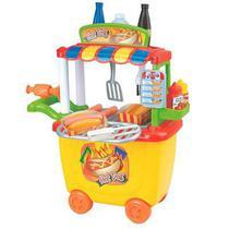 Creative Fun Food Truck Hot Dog - Multilaser