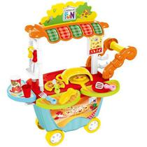 Creative FUN Food TRUCK Pizzaria Multikids BR1106 -
