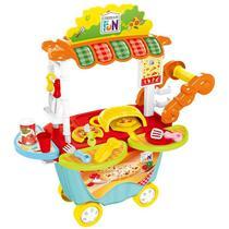 Creative Fun Food Truck Pizzaria - Multikids -