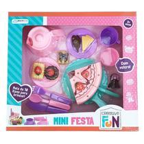 Creative Fun Kitchen Set Mini Festa Multikids BR643 -