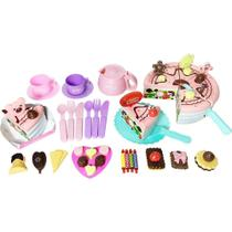 Creative Fun Kitchen Set Super Festa Multikids BR640