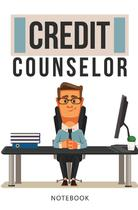 Credit Counselor Notebook - Engaged living books -