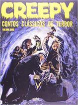 Creepy - contos classicos de terror - vol. 2 - brochura - Devir