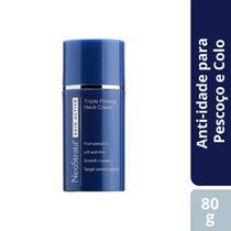 Creme Antissinais para Pescoço e Colo Neostrata Skin Active Triple Firming Neck Cream 80g -