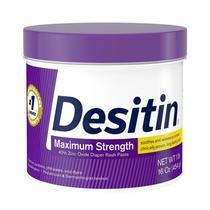 Creme Assadura Bebê Super Proteção Pote Lilás Desitin- 454g -