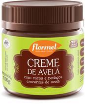 Creme de Avela Crocante Zero Açúcar 150g - FLORMEL