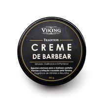 Creme de Barbear Viking Tradition 90g -