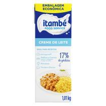 Creme de leite 17% 1,01kg itambé -