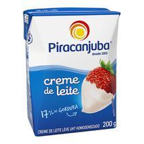 Creme de Leite 200g - Piracanjuba - Itambé