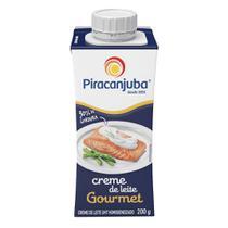 Creme De Leite Gourmet Piracanjuba 200g -