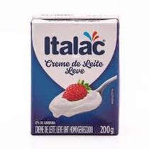 Creme de leite Italac 200g -