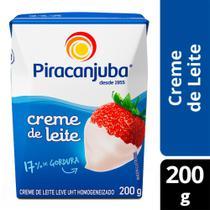 Creme de leite Piracanjuba 200g -