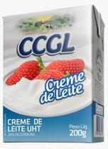Creme de Leite UHT 20% de Gordura 200g - Pack com 15 unidades - Ccgl