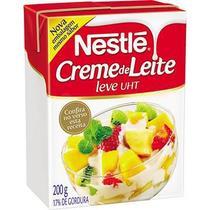 Creme de Leite UHT 27 Emb. c/ 200g - Nestlé -
