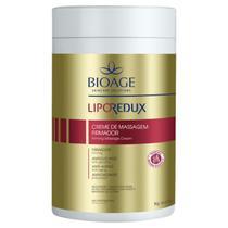 Creme De Massagem Firmador Dmae Ácido Hialuronico 1kg Bioage -
