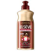 Creme de Pentear Elséve Reparação Total 5 Pós Química 250mL - Elseve