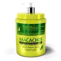 Creme de Pentear para Cacheadas Abacachos 950g Forever Liss -