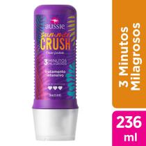 Creme de Tratamento Aussie Summer Crush 3 Minute Miracle 236ml -