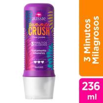 Creme De Tratamento Aussie Summer Crush 3 Minutos Milagrosos 236ml -