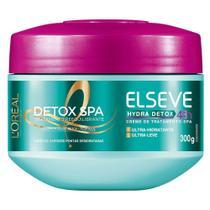 Creme de Tratamento Reequilibrante Elséve Hydra Detox 300g - Elseve