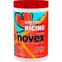 Creme de Tratamento Ultraprofundo Novex Doctor Rícino - 400g - Embelleze