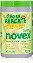 Creme de Tratamento Ultraprofundo Novex Oléo de Abacate  - 400g - Embelleze
