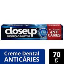 Creme Dental Close Up Bio Protecao Anticaries 70g -