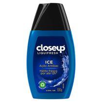 Creme Dental Close-Up LiquiFresh 100gr Ice - Close Up