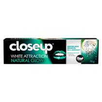 Creme Dental Close-Up White Atraction Natural Glow 70g