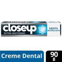 Creme Dental Closeup Extra Whitening 90 Gr -