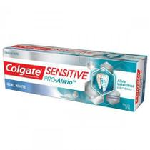 Creme Dental Colgate Sensitive Pró Alívio Real White