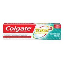 Creme Dental Colgate Total 12 Advanced Fresh 90g -