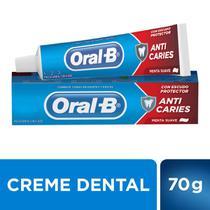 Creme Dental Oral-B 123 Menta Suave 70g -