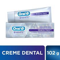 Creme Dental Oral-B 3D White Perfection 75ml - Oral b