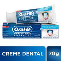 Creme Dental Oral-B Pro-Saúde Advanced 70g